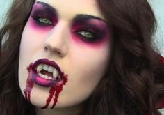 Vampire Make-up    Google Image Result for http://fantasy-backgrounds-wallpapers.com/wp-content/uploads/2012/06/Fantasy-Pictures-Wallpaper-Vampires-4.jpg