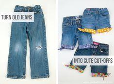transformer un pantalon en bermuda