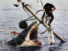 Jaws, didn't go in the water for years