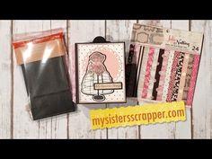Photoplay Julie Nutting Belle Vie Paper Bag Mini Album – My Sisters Scrapper