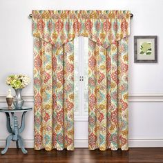 Kings Turban Curtain Panel