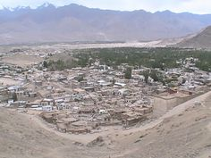 Travels and Ruminations: Motorcycle Trip across India - Leh and around Leh ...