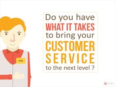 To ensure your product or service will last and survive the challenges ahead, you don't just need great customer service. You need to redefine great service so that it meets the demands of the future. #customerservice #slideshare #presentation