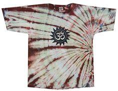 Odishabazaar Unisex Cotton Aum Om Tie Dye T-shirt Tees Large Odishabazaar http://www.amazon.com/dp/B01AP4X53Y/ref=cm_sw_r_pi_dp_kBa4wb0CPT88W