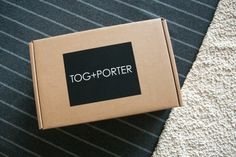 Our girl's T+P box has arrived! I wonder what's inside?