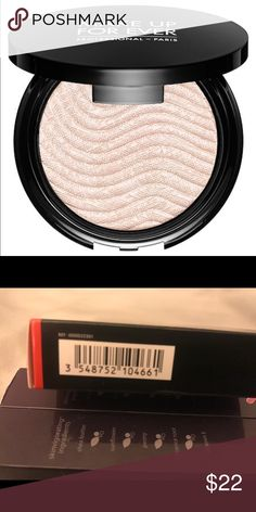 Make Up For Ever Pro-Light Fusion Highlighter NIB Make Up For Ever Pro-Light Fusion Highlighter - New in Box Makeup Forever Makeup Luminizer
