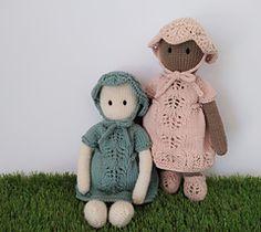 Ravelry: Clothes for The Oak Folk Set J pattern by Sandra Magalhães