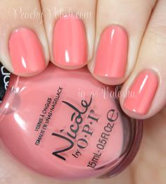 Nicole by OPI: Carrie Underwood Collection - Sweet Daisy