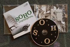 """Bob Stanley of St. Etienne compiled'Soho Continental' CD release on his Croydon Municipal Records collecting pre-Rock and Roll pop music of the type played in Soho and at such as Bar Italia in the early to late 1950′s.Bob's Twitter: https://twitter.com/rocking_bobRead more and buy here: http://www.cherryred.co.uk/product/soho-continental/""""On Bob Stanley's label, here is an exotic collection of rarities that evoke the heart of Bohemian London in the fifties and sixties. The coffee bars…"""