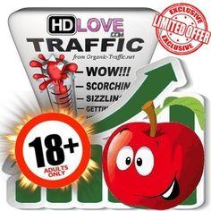 Buy HDlove,com Adult Web Traffic