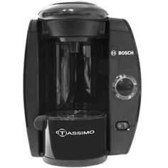 Bosch Tassimo T10 Beverage System and Coffee Brewer, Black