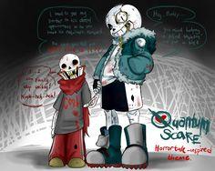 QuantumTale: Horrortale's Lore! by perfectshadow06