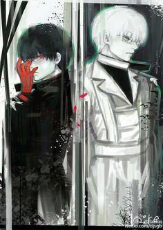 Tokyo Ghoul Re : quem es o rei de um olho ?