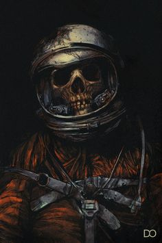 astronaut dying in space - photo #26