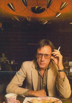 James Woods in Playgirl (1980).