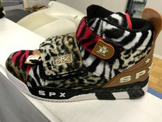 8e791f9e5601 Details about SPX Sneakers. Item Name Street Player. Great Look! NEW Hand  Made