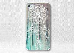 iPhone 4 Case, iPhone 4 Cases, iPhone 4S Case, iPhone 4 Cover - Dream Catcher Wood - 135. $15.00, via Etsy.