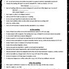 This freebie includes a PDF printable and EDITABLE version of the IEP checklist to stay organized before, during, and after the an IEP meeting
