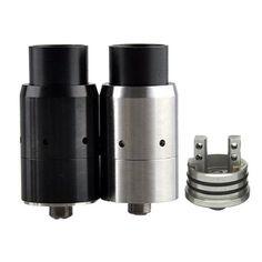 5 Velocity RDA Atomizer Rebuildable Rda Atomizers Velocity Atomizer 1:1 Clone