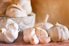 garlic door Zela