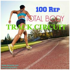 100 REP TOTAL BODY Track Circuit