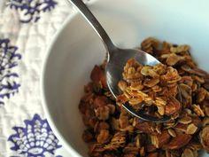 Honey Almond Granola Recipe | Serious Eats