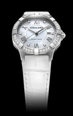 Saratoga Lady White ref. SKU0320214 http://www.orologi.com/cataloghi-orologi/concord-saratoga-saratoga-lady-white-sku0320214