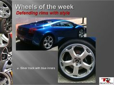 Defending rims with style