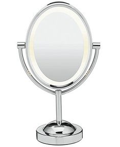 Conair, 7x Magnified Lighted Makeup Mirror, Chrome #MacysDreamDorm
