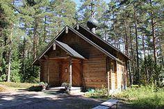 Lohjan Kaikkien pyhien tsasouna – Wikipedia