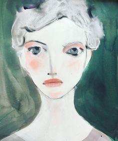 Portrait by Helen Downie (Unskilled Worker)