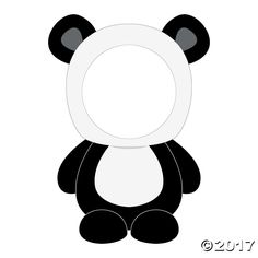 Create a fun photo op at your panda party bash with this Panda Party Photo Prop. A fun addition to your birthday party supplies, create a photo booth … - New Deko Sites Panda Themed Party, Panda Birthday Party, Panda Party, Bear Party, It's Your Birthday, Shared Birthday Parties, Birthday Party Themes, Photo Props, Photo Booth