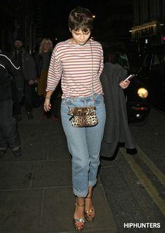 Pixie Geldof - Look 2 http://www.hiphunters.com/magazine/2013/11/27/style-crush-pixie-geldof/