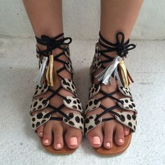 Animale - Never Say Never sandal