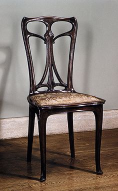 New Art Nouveau Furniture Design Chairs Ideas Architecture Art Nouveau, Art Nouveau Interior, Design Art Nouveau, Art Nouveau Furniture, Art And Architecture, Sofa Design, Furniture Design, Design Design, Modern Furniture