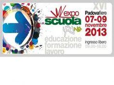 Dal 7 al 10 novembre in Fiera a Padova con Exposcuola