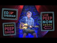 People Paid $2 To See 30 Seconds Of Ed Sheeran In The Creepiest Peep Show Ever