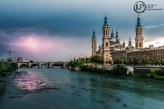 Basílica del Pilar by Lorenzo López on 500px