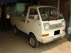 1971-1981 Daihatsu Hijet S40 Truck