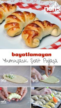 How to make stale soft pastry? - Yummy Recipes - Bertha Home Texas Roadhouse, Chicken Pot Pie Filling, Gourmet Chicken, Just Pies, Making Homemade Pizza, Ground Beef Recipes Easy, Wie Macht Man, Turkish Recipes, Cupcakes