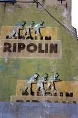 Ripolin ghost sign in France Street Signs, Street Art, Commercial Signs, Old Commercials, Old Pub, Le Site, Vintage Advertisements, Wall Signs, Advertising