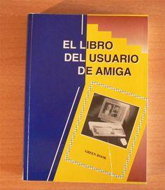 Review: El libro del usuario de Amiga   Commodore Spain
