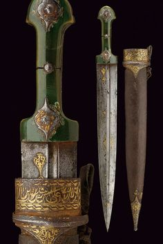 Kindjal Dagger Dated: 19th century