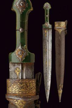 Kindjal Dagger Dated: 19th century