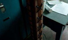 Radiant Coat Racks : Coatlight by Mathias Hahn