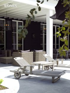1000 images about inrichting veranda on pinterest for Hedendaags interieur
