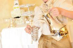 our stuff servings arabic coffee