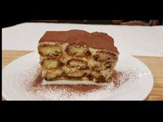 Tiramisu is one of my favorite dessert, when it's made with the right ingredients and the right amount of it, It is to die for! Italian Tiramisu, Mascarpone Cheese, Cacao Powder, Eating Raw, Pick Me Up, Espresso Coffee, Alcohol Free, Easy Meals, Homemade