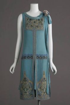Wedding Dress, 1927,   The Chicago History Museum: