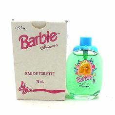 Barbie Princesa Eau De Toilette Spray 75 Ml/2.5 Fl.oz. (T)